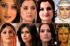 8 favourite Indian Television #VampWomen