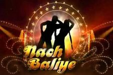 Match Making on Nach Baliye stage