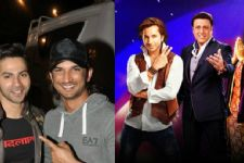 When Varun Dhawan & Sushant Singh Rajput Bonded on DID SuperMoms.....