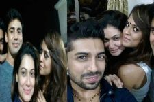 Sangram-Payal hosted dinner party for 'nach' friends Sana-Dipesh!