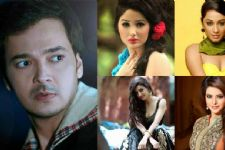 Lovey Sasan, Leena Jumani, Jignesh Joshi, Aamna Shariff and Ansha Sayed celebrate their birthday!