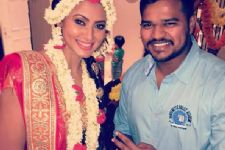 Nigaar Z. Khan Gets Hitched!