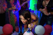Check out: Sara Khan got surprise pre birthday bash!