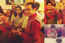 Ketkie Jayashree got engaged