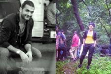 Ali Hassan and Neetha Shetty on CID
