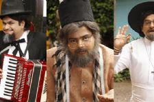 A grand performance by Ghotak, Ghomuk and Kapi in Chidiya Ghar!
