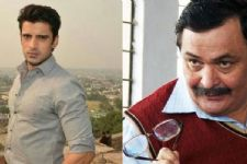 Rishi Kapoor predicts stardom for Mohit Malik