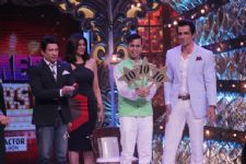 Comedy Superstars: Sanjeev Attri impresses the judges with his performance using anger-comedy!