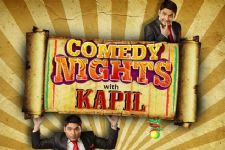 Check out the new guest on 'Comedy Nights with Kapil'!