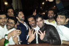 Exclusive: Mohit Sehgal throws a bachelor party!