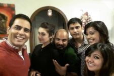 'Bigg Boss 9- Double Trouble' Ex-contestant's reunion at Aman Verma's house!