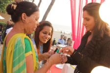 Sania Mirza to step into the shoes of an acid victim on a TV show!