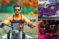 Jay Soni's two wheeled madness!