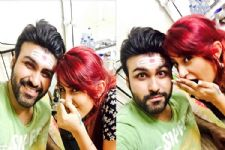 Aarya Babbar to get MARRIED to girlfriend, Jasmine Puri..!