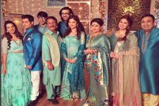 Reel Family bonds like Real Family on 'Bahu Hamari Rajni_Kant'..!