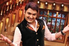 Kapil Sharma on a ZEE TV show!