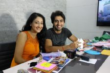 Yaaayyy!! Harshad Chopda and Shivya Pathania are back again!