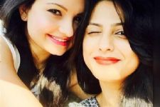 Check out: What were Giaa Manek and Rucha Hasabnis upto this Holi?