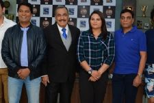 Team CID felicitate the winners of Shaatir Lekhak Contest