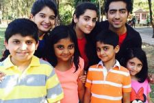 Gautami Kapoor's real kids 'fond' of her reel child..