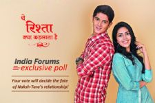 You! Yes, You will now get to decide the fate of Naksh-Tara's wedding!