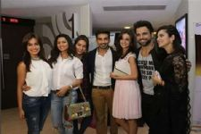 When Mohit, Sanaya, Rithvik, Asha, Sargun and Surbhi came together!
