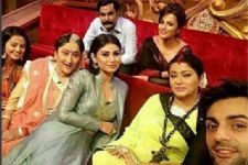 Helly Shah, Mouni Roy, Sudha Chandran and other actors on 'Comedy Nights Bachao'!