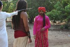 Puneet Sharma's look change in Ek Tha Raja Ek Thi Rani