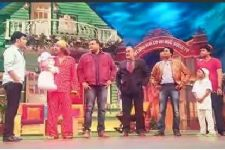 Team CID on The Kapil Sharma Show!