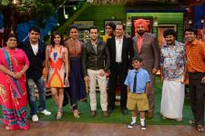 Sunil Grover and Kiku Sarda's Bhabhi- Nanand act on The Kapil Sharma Show!