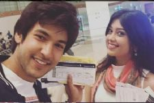 Digangana Suryavanshi and Shivin Narang are back together!