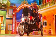 Look who made his DEBUT appearance on 'The Kapil Sharma Show'?!