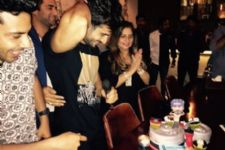Look who all attended Karan Tacker's BIRTHDAY bash!