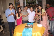 Mere Angne Mein actor's Birthday Celebrations!