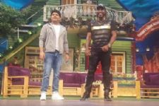 When Chris Gayle met Kapil Sharma!!