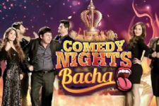 Writer of Comedy Nights Bacaho HURLS abuses at Media!