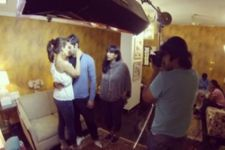 Behind the scenes: Barun Sobti and Surbhi Jyoti's ROMANTIC shoot!