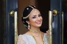 Divyanka Tripathi's Aww-So-Adorable Bridal Photoshoot!
