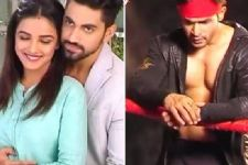 Kunj and Yuvi to fight a boxing match on Tashan-E-Ishq.