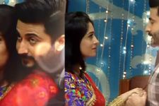 "Simar and Prem's ""Bedroom Romance"" in Sasural Simar Ka!"