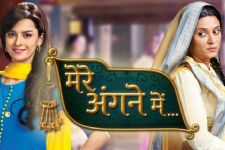 Here is how Sinha family's track will end in Mere Angne Mein!