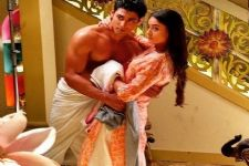 Nandini and Krish' Super Hot Consummation in Balika Vadhu!