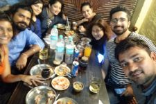 Reunion: When Choti Bahu team had a gala time...