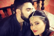 When Kratika Sengar surprised ill Nikitin Dheer on set