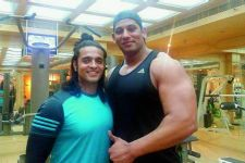 Khali to train Ashish Sharma and Danish Akhtar