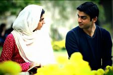 Fawad Khan's co-star Sanam Saeed talks about the show!