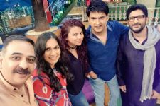 The 'Circuit' magic on 'The Kapil Sharma Show'..!