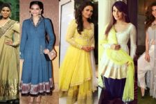 The ultimate guide to dressing an Anarkali...