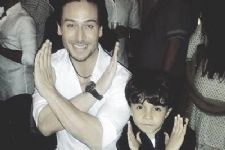 Aryan Prajapati is Tiger Shroff's 'great friend'