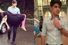 Rohan Mehra turns Knight In Shining Armour for his Lady Love.
